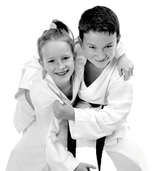 SWITCH Jiu Jitsu Little Warriors Program now at GSAC